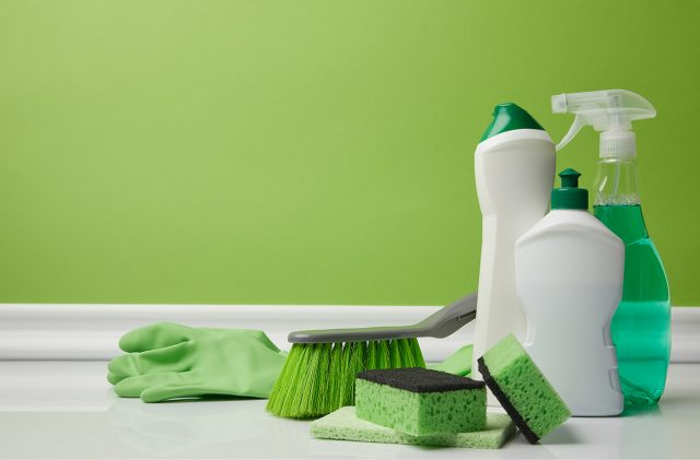Green Cleaning Program